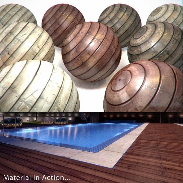 Wood Boards 01 - 3DOcean Item for Sale