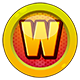 Wordics - HTML5 game. Construct 2 (.capx) + mobile control