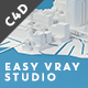 Easy Vray Studio - Xpresso Controls