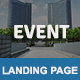 EVENT - Multipurpose Responsive HTML Landing Page