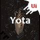 Yota - Responsive Email Template Minimal