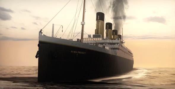 VideoHive Titanic Trailer 19902983