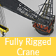 Highpoly Heavy Crane