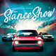 Stance Car Show Flyer