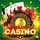 Casino Night Flyer 2in1
