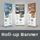 Mobile App Roll-up Banner