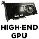 High-End Graphics Card // Video Card