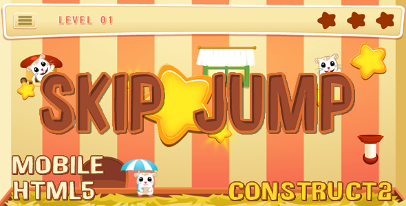 Download Skip Jump + Admobs (html5 + .capx)