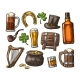 Saint Patrick Day Items