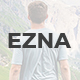 Ezna - Personal Portfolio WordPress Theme