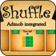 Shuffle Unity3D Source Code with Admob + Android iOS Deployment