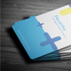 Healthy Doctor Business Card.