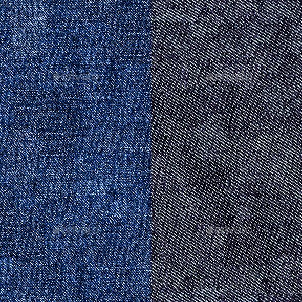 3DOcean Denim Seamless Texture Blue Black 19908007