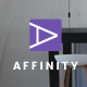 Affinity - Furniture & Interior Design WordPress Theme