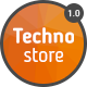 Techno Store - Electronic eCommerce PSD
