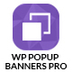 WP Popup Banners Pro - Ultimate popup plugin for WordPress