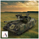 M2A2 Infranity Fighting Vehicle 3D Model