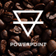 Caffeine - Minimal Presentation Template