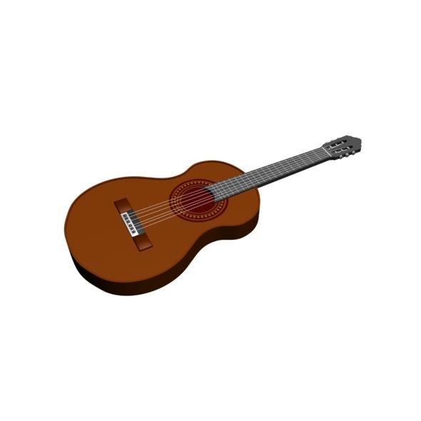 3DOcean Guitar 01 1948895