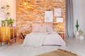 Big pink bed