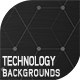 10 Technology Backgrounds