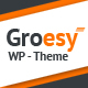 Groesy - Corporate Responsive Multi-Purpose WordPress Theme