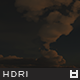 High Resolution Sky HDRi Map 050