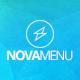 NovaMenu - Responsive Mega Footer Navigation