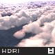 High Resolution Above The Clouds HDRi Map 003