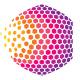 Digital Hexagon Box Logo