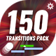 150 Transitions Pack