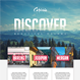 Travel Tours Flyer Template V3
