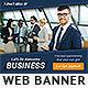 Corporate Web Banner Design Template 71 - Lite