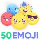 Animated Emoticons Pack v. 2