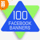 100-Multipurpose Facebook Banners-V2