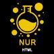 Nur - Personal Resume/CV/Portfolio Html Template