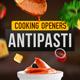 Cooking Design Pack - Antipasti