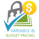 Paid memberships Pro - Variable & Budget Pricing