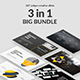 Big Bundle - Creative Keynote Template