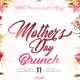 Mother Day Brunch Invitation