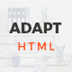 Adapt – One-page Business & Agency HTML Template (Corporate)