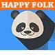 Happy and Light Folk