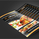 Trifold Menu Template Vol.10