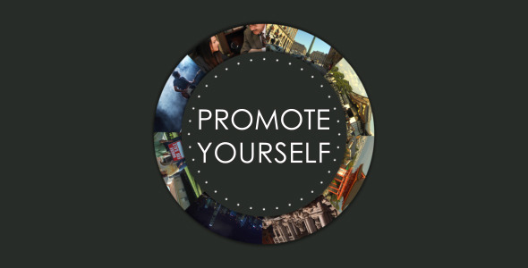After Effects Project - VideoHive Promote Yourself 1951539