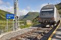 Myrdal railway station. Norwegian tourism highlight. Flam line. Visit Norway.