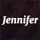 Jennifer - Portfolio Photography HTML Template