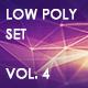 Low Poly Set vol.4