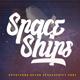 Haynthams Spacescript 2 in 1 Font