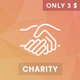 Charity Foundation - Charity Hub PSD Template