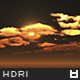 High Resolution Sky HDRi Map 052